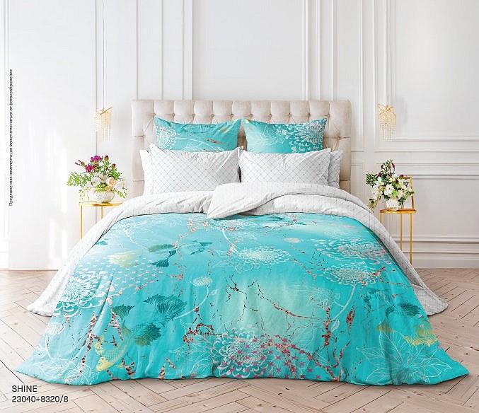 Комплект постельного белья при аллергии Verossa Shine