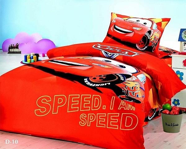 Комплект постельного белья мако-сатин люкс D10 Stile Tex
