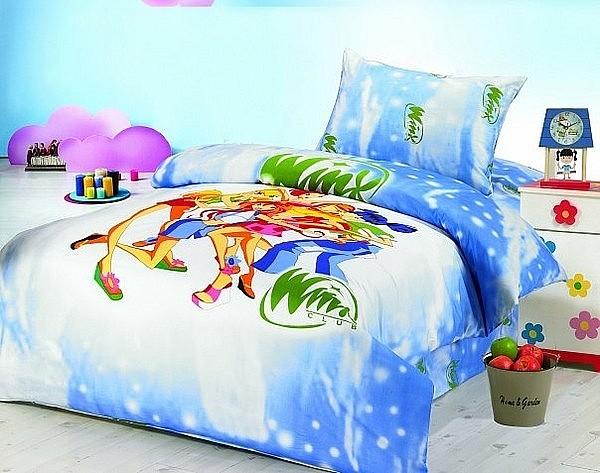 Комплект постельного белья мако-сатин люкс D9 Stile Tex