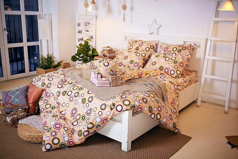 Комплект постельного белья Миражи
