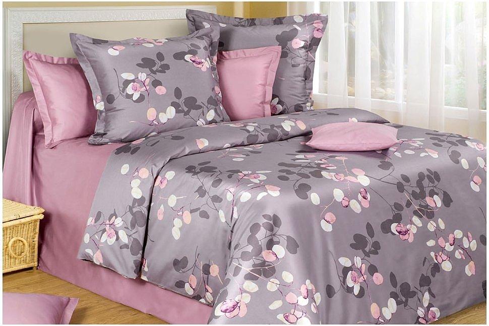 Комплект постельного белья из мако-сатина Botticielli