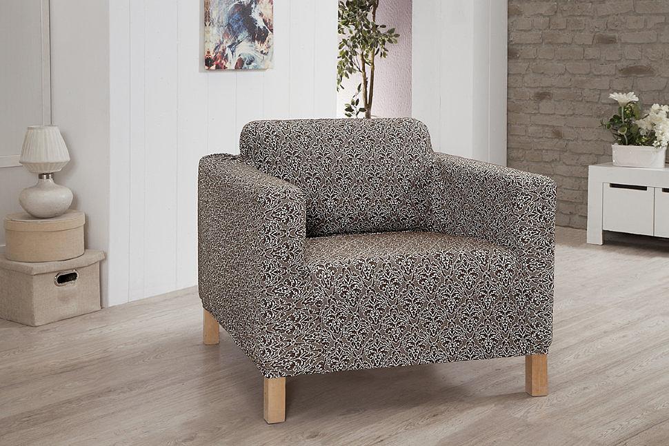 Чехол для кресла Verona коричневый