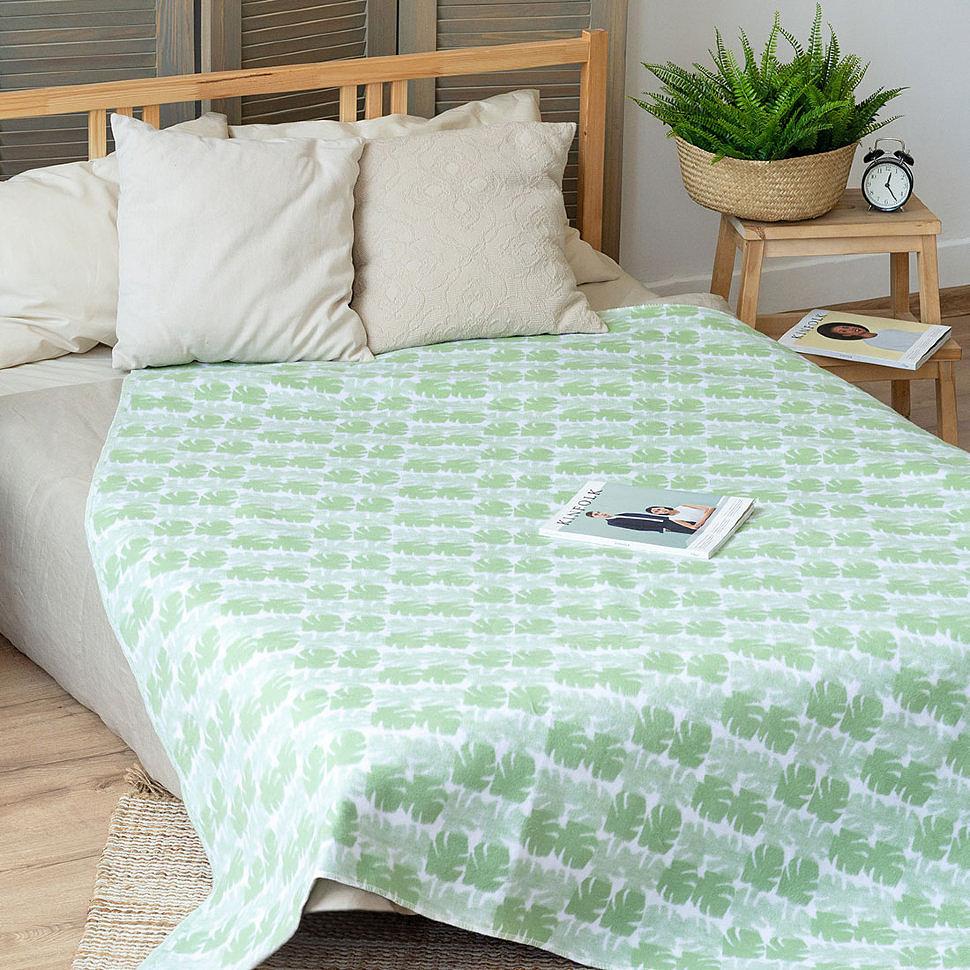 Одеяло байковое Премиум Пальма Ермолино