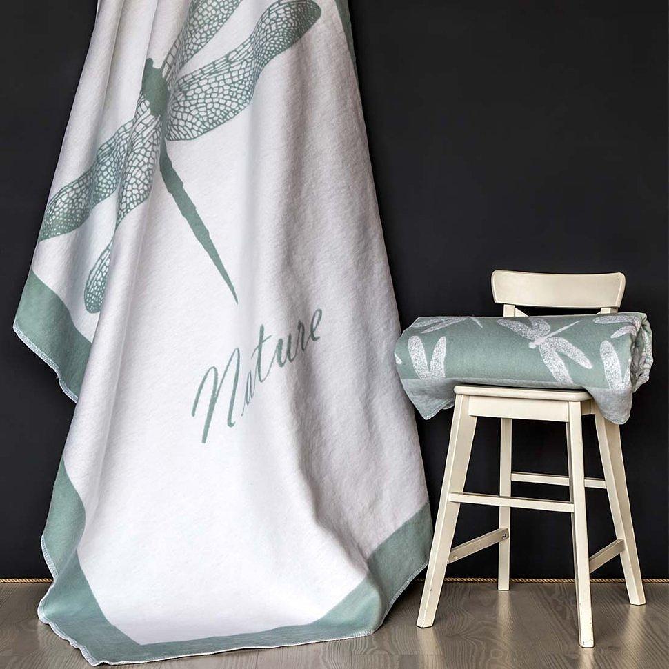 Одеяло байковое Премиум Стрекоза Ермолино