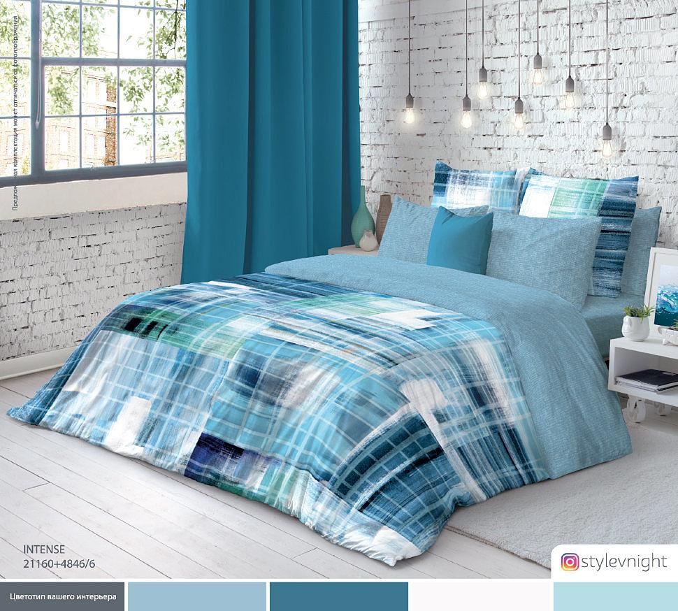 Купить онлайн постельное белье из ранфорса
