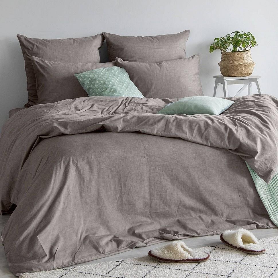 Комплект постельного белья Absolut Mokko