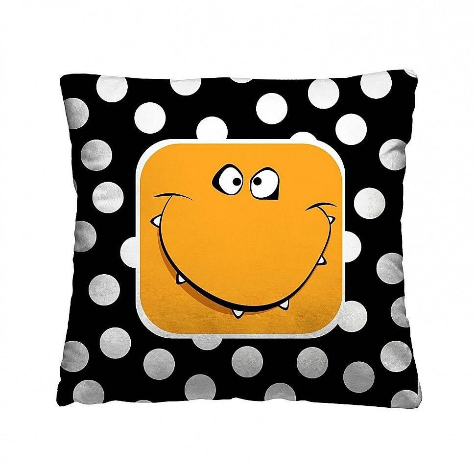 Декоративная подушка Смайлик