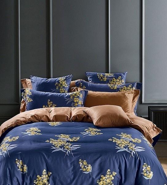 Комплект постельного белья мако-сатин люкс Н-211 Stile Tex