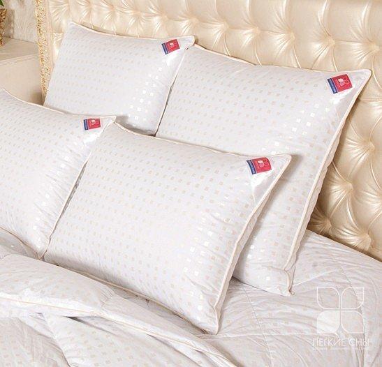 Пуховая подушка Легкие сны Афродита – от 3090 рублей