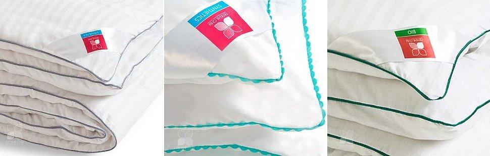 Купить зимнее одеяло Легкие сны дешево
