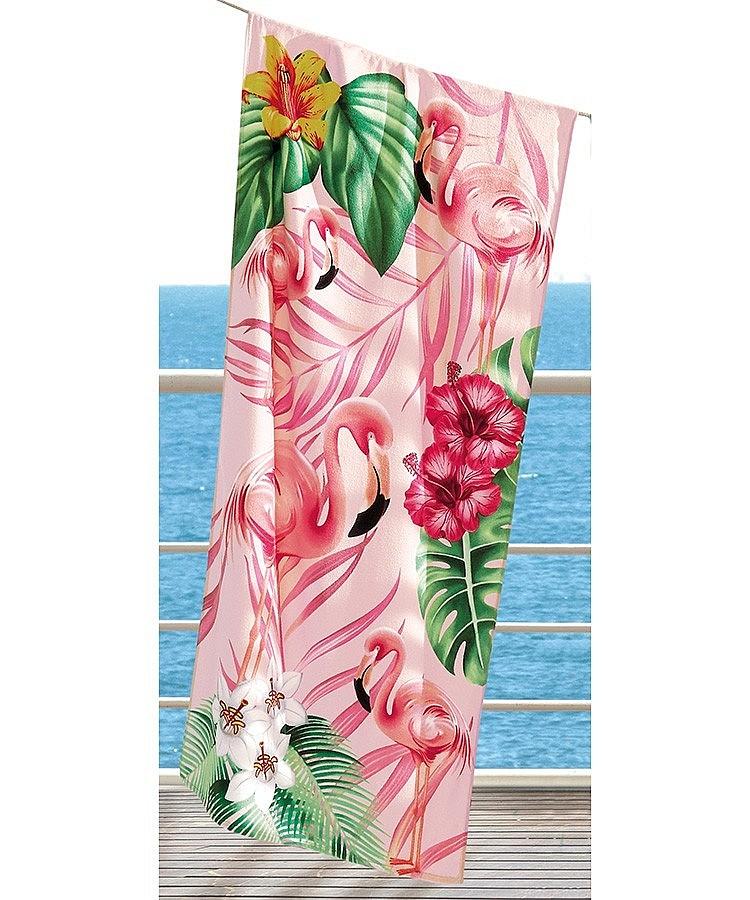 Полотенце махровое Фламинго Döhler