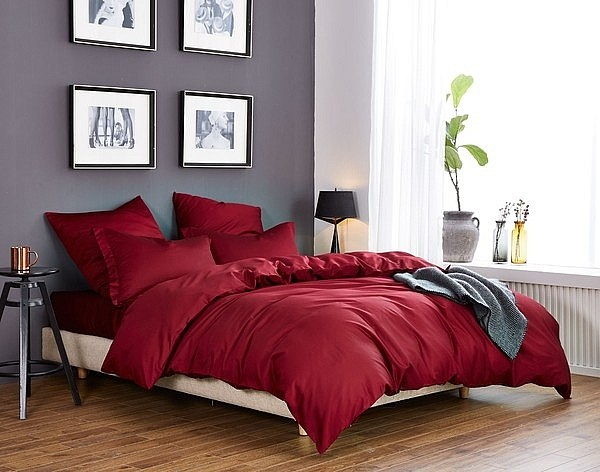 Комплект постельного белья мако-сатин люкс СО-7 Stile Tex